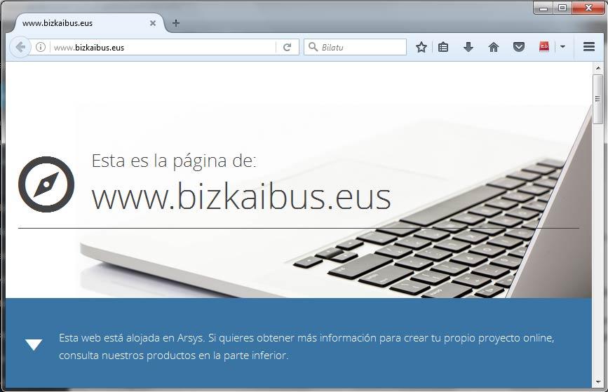 bizkaibus-hosting